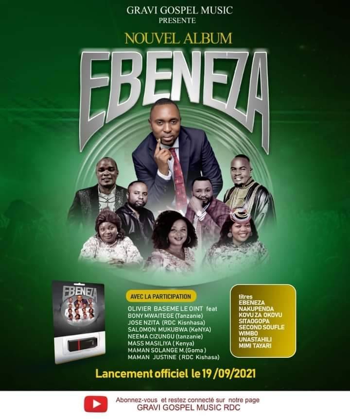 Ebeneza album Olivier Le Oint